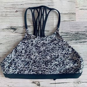 Lululemon halter swim top